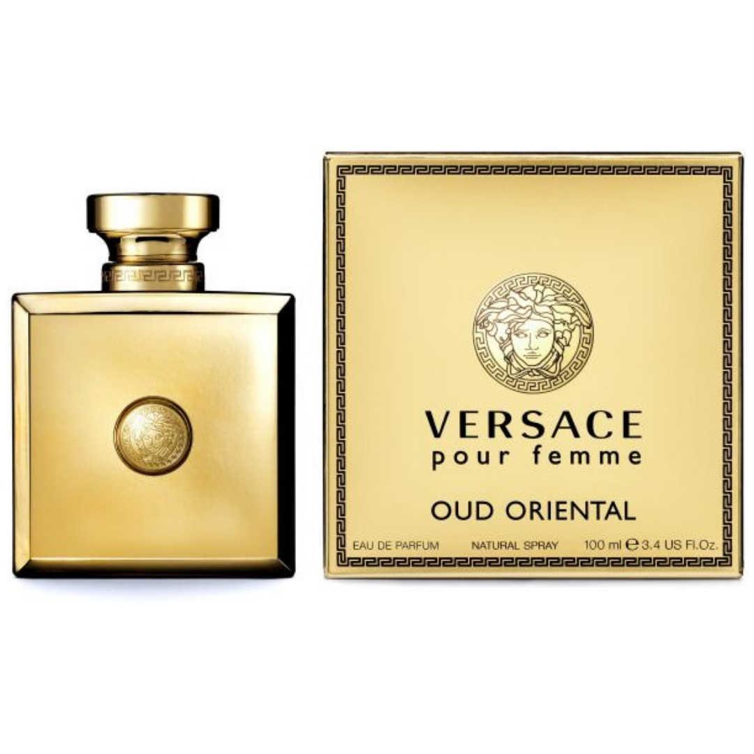 Versace Pour Femme Oud Oriental For Women Eau De Parfum 100ML