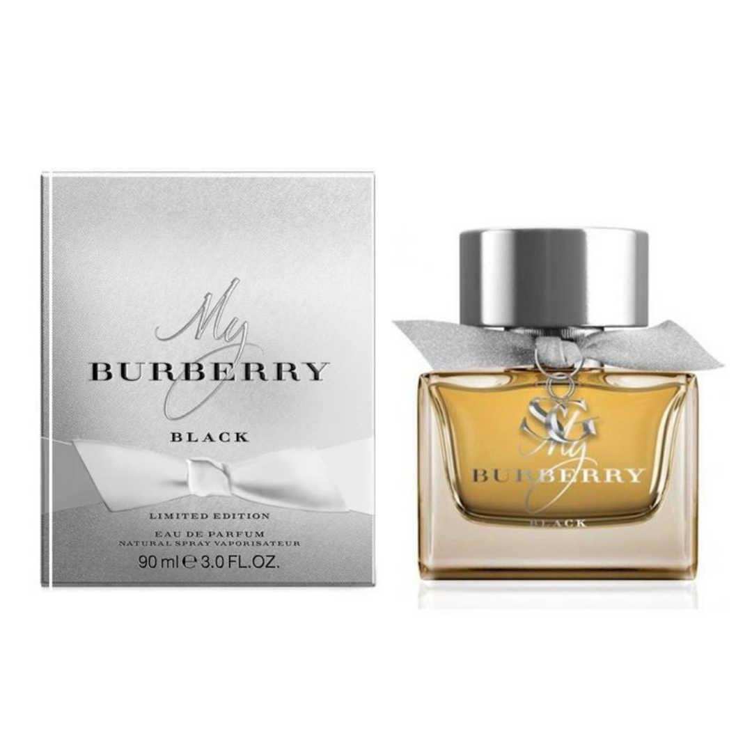 Burberry My Burberry Black Limited Edition For Women Eau De Parfum 90ML