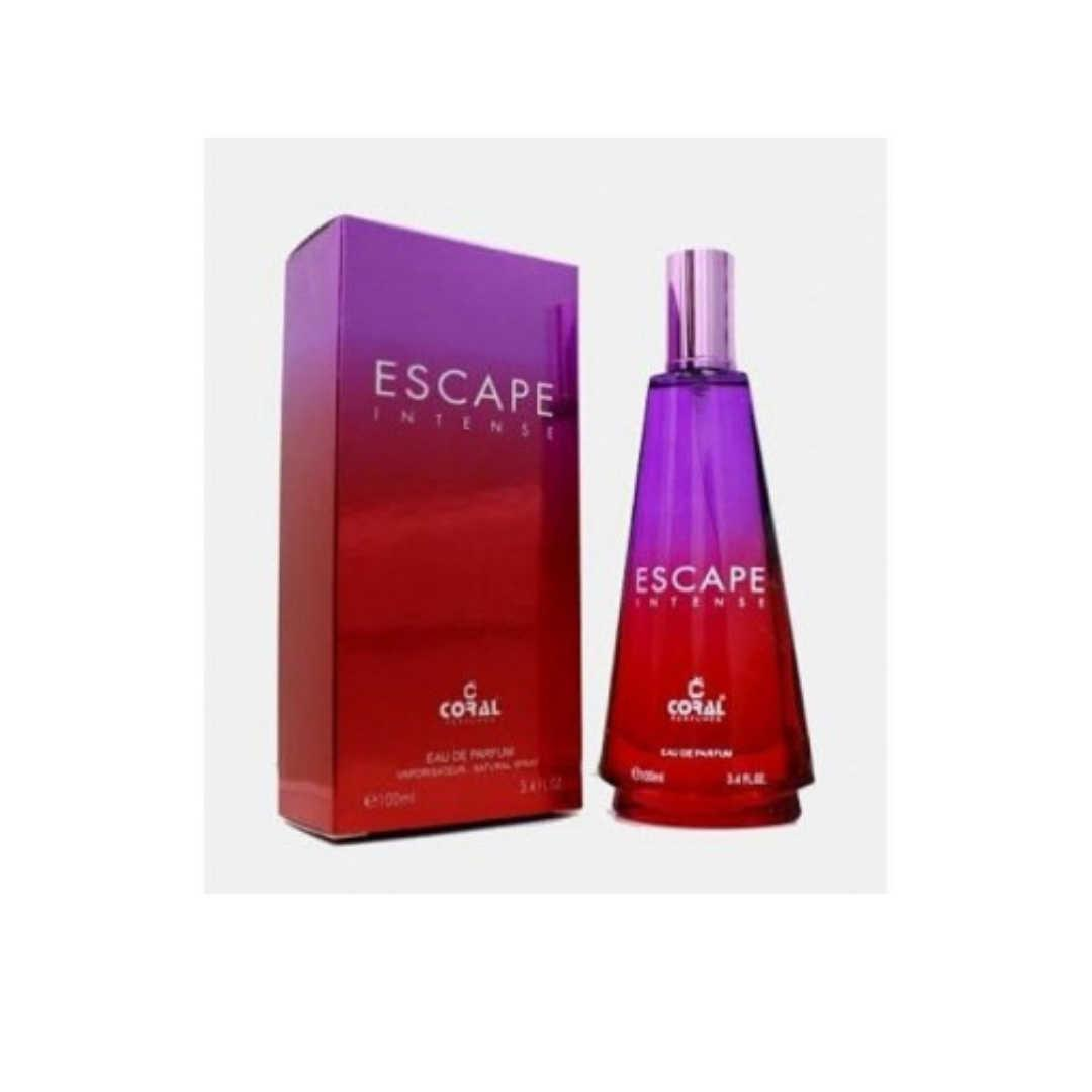Coral Escape Intense For Women Eau De Parfum 100ML