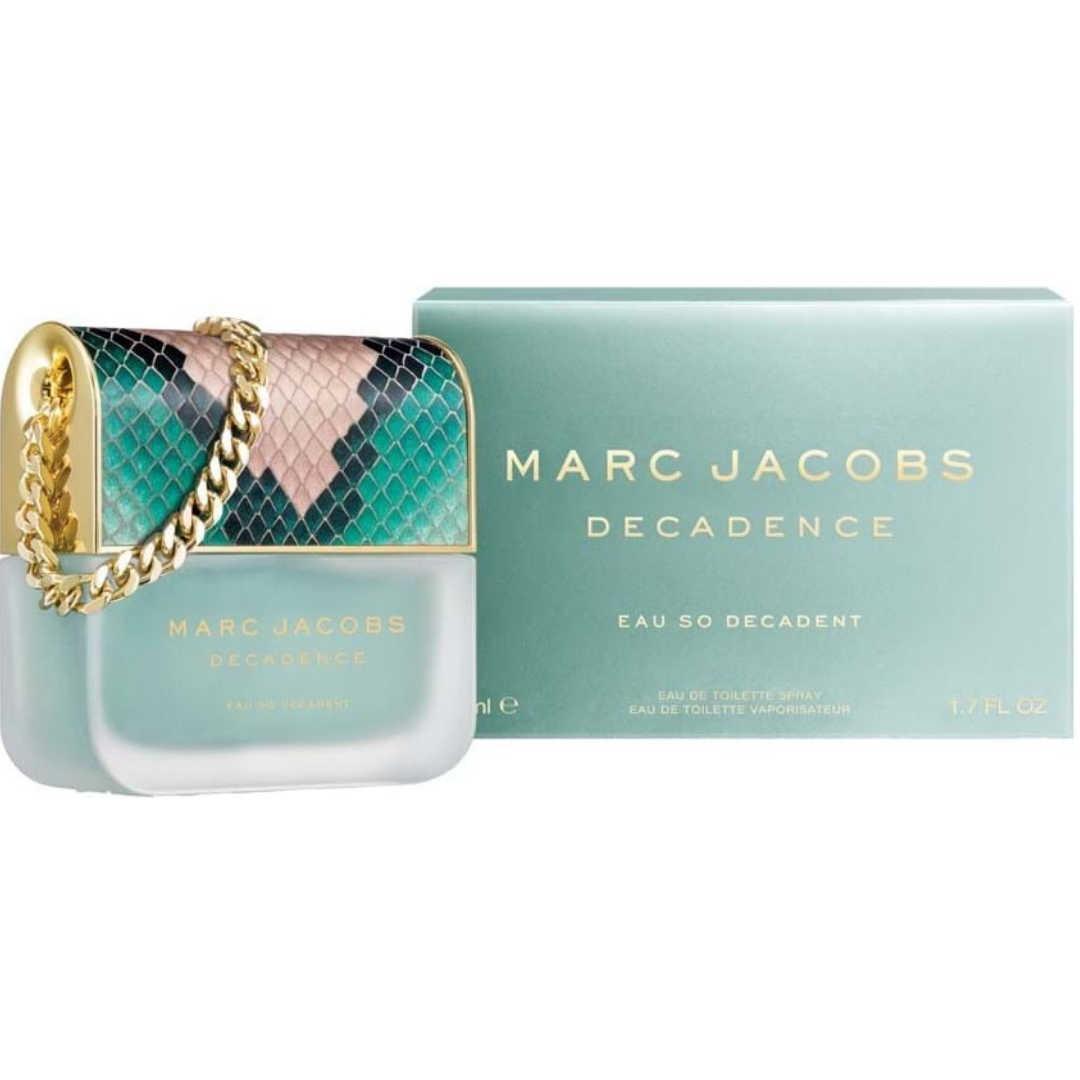 Marc Jacobs Decadence Eau So Decadent For Women Eau De Toilette 50ML