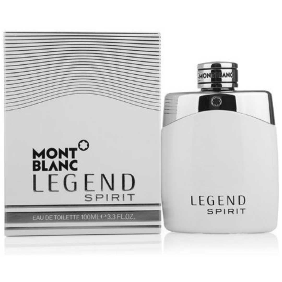 Mont blanc Legend Spirit for Men Eau de Toilette