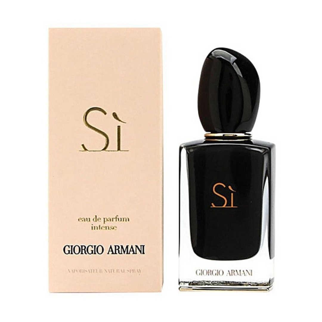 Armani Si Intense For Women Eau De Parfum