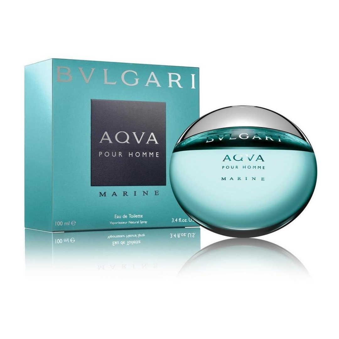 Bvlgari Aqva Marine For Men Eau De Toilette