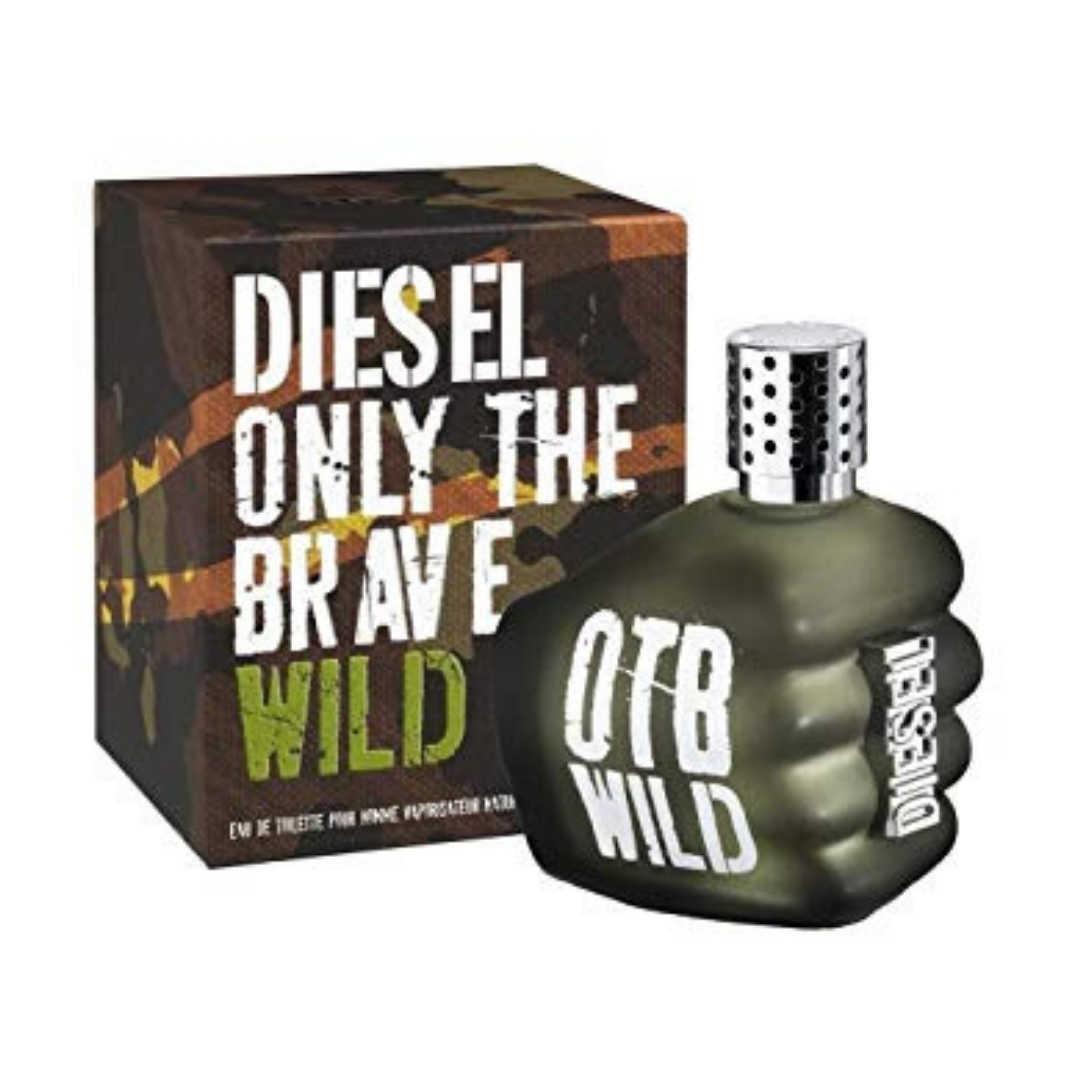 Diesel Only The Brave Wild For Men Eau De Toilette 50ML