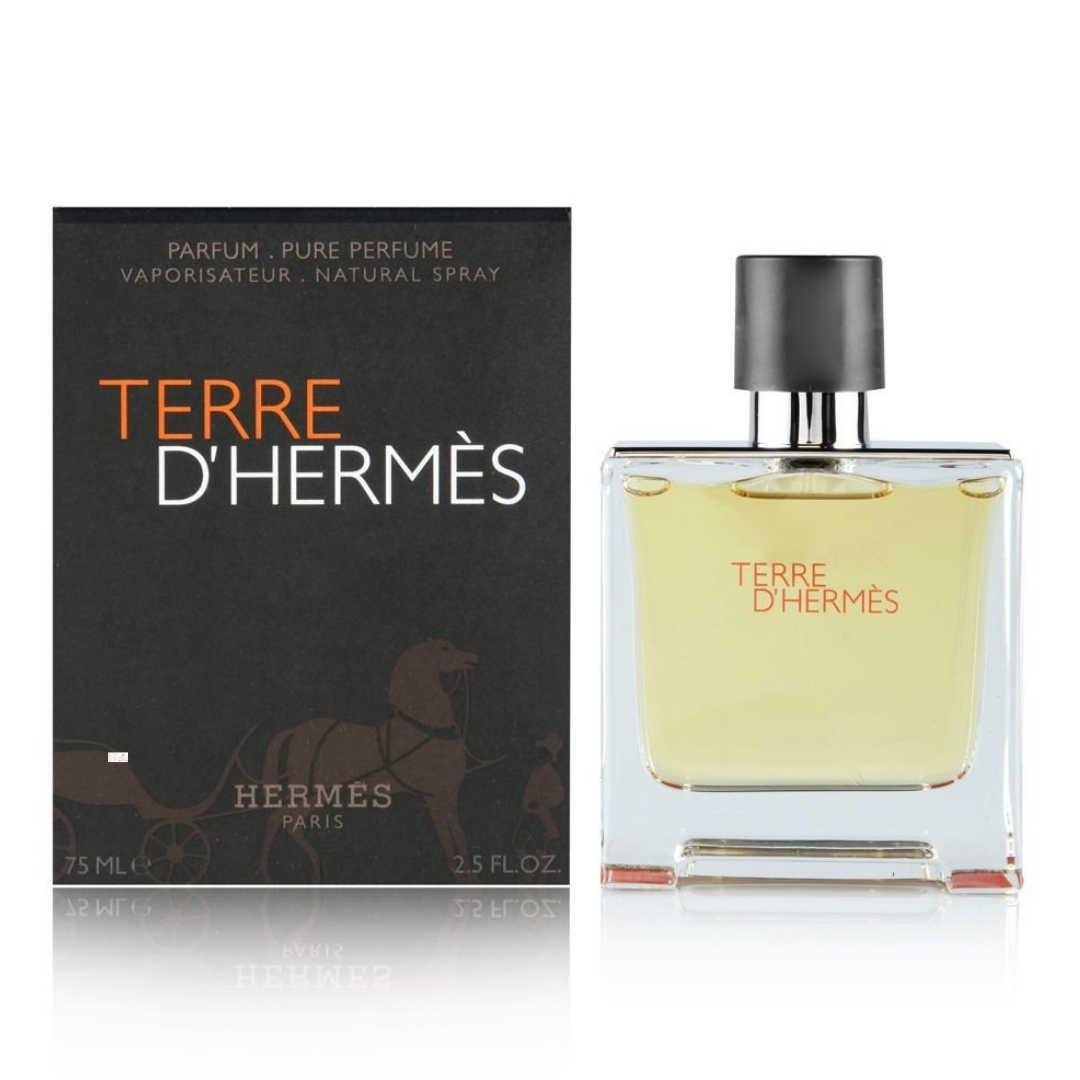 Hermes Terre D`Hermes for Men Eau De Parfum