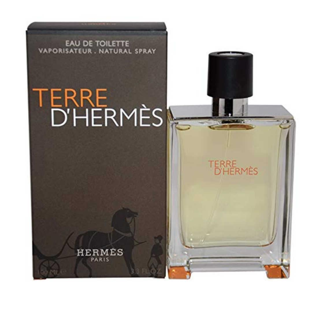 Hermes Terre D`Hermes For Men Eau De Toilette