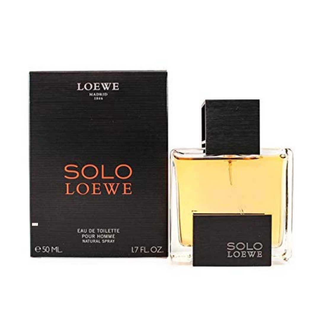 Loewe Solo For Men Eau De Toilette