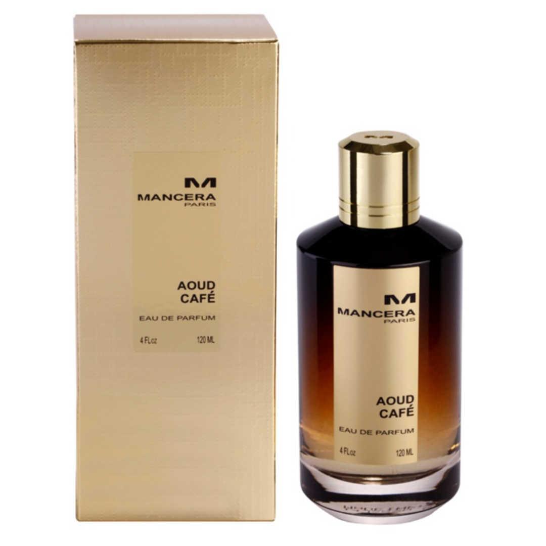 Mancera Aoud Cafe For Unisex Eau De Parfum 120ML