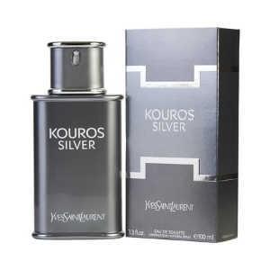 YSL Kouros Silver For Men Eau De Toilette 100ML