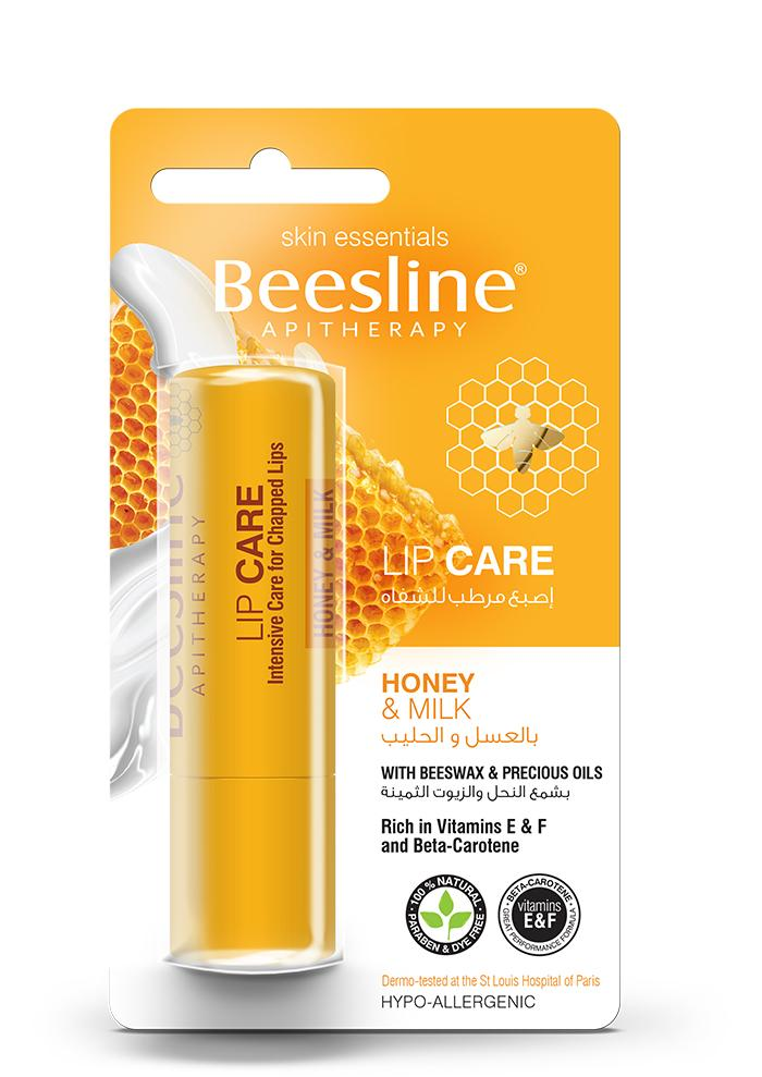 Beesline Lip Care Honey & Milk