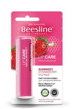 Beesline Lip Care Shimmery Strawberry