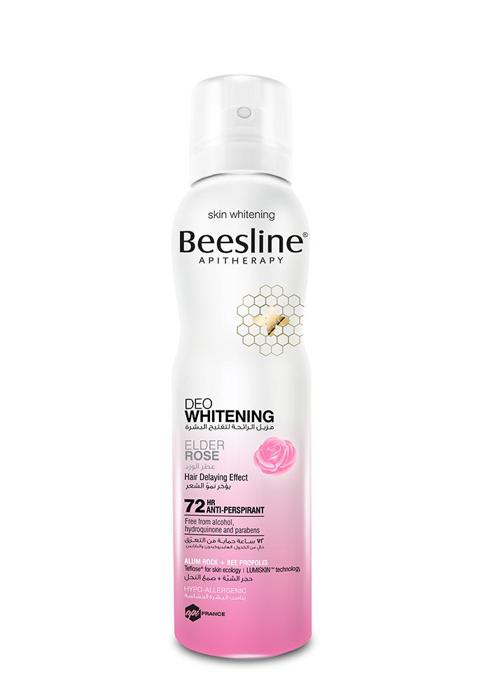 Beesline Deo Whitening - Elder Rose 150ml