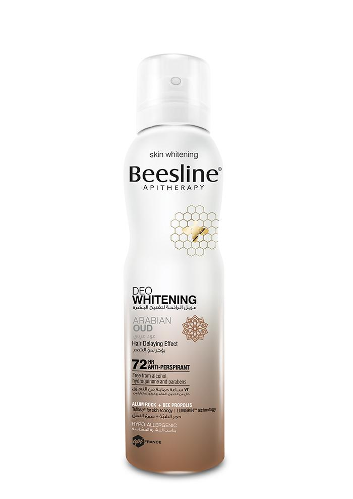 Beesline Deo Whitening - Arabian Oud 150ml