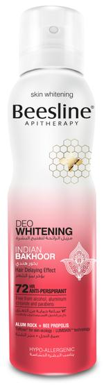 Beesline Deo Whitening - Indian Bakhoor 150ml