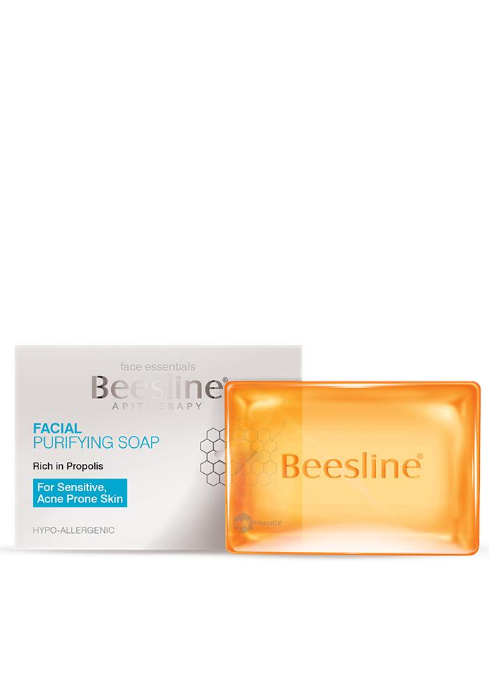 Beesline Facial Purifying Soap 85G