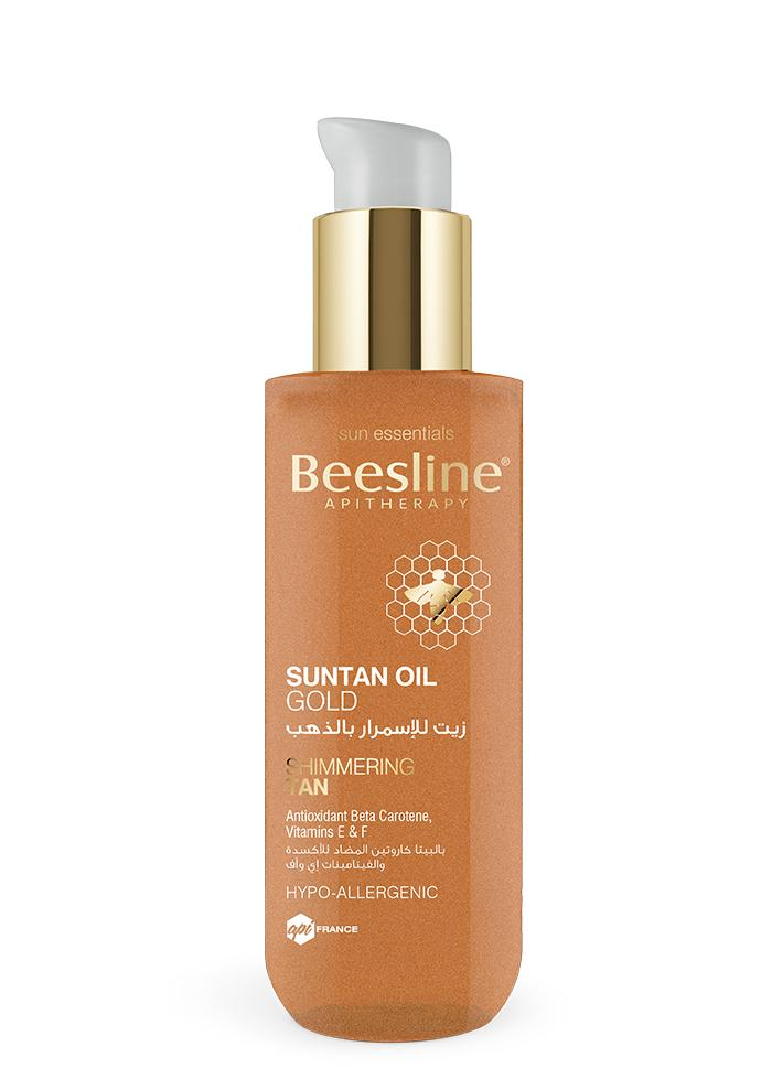 Beesline Suntan Oil Gold 200ml