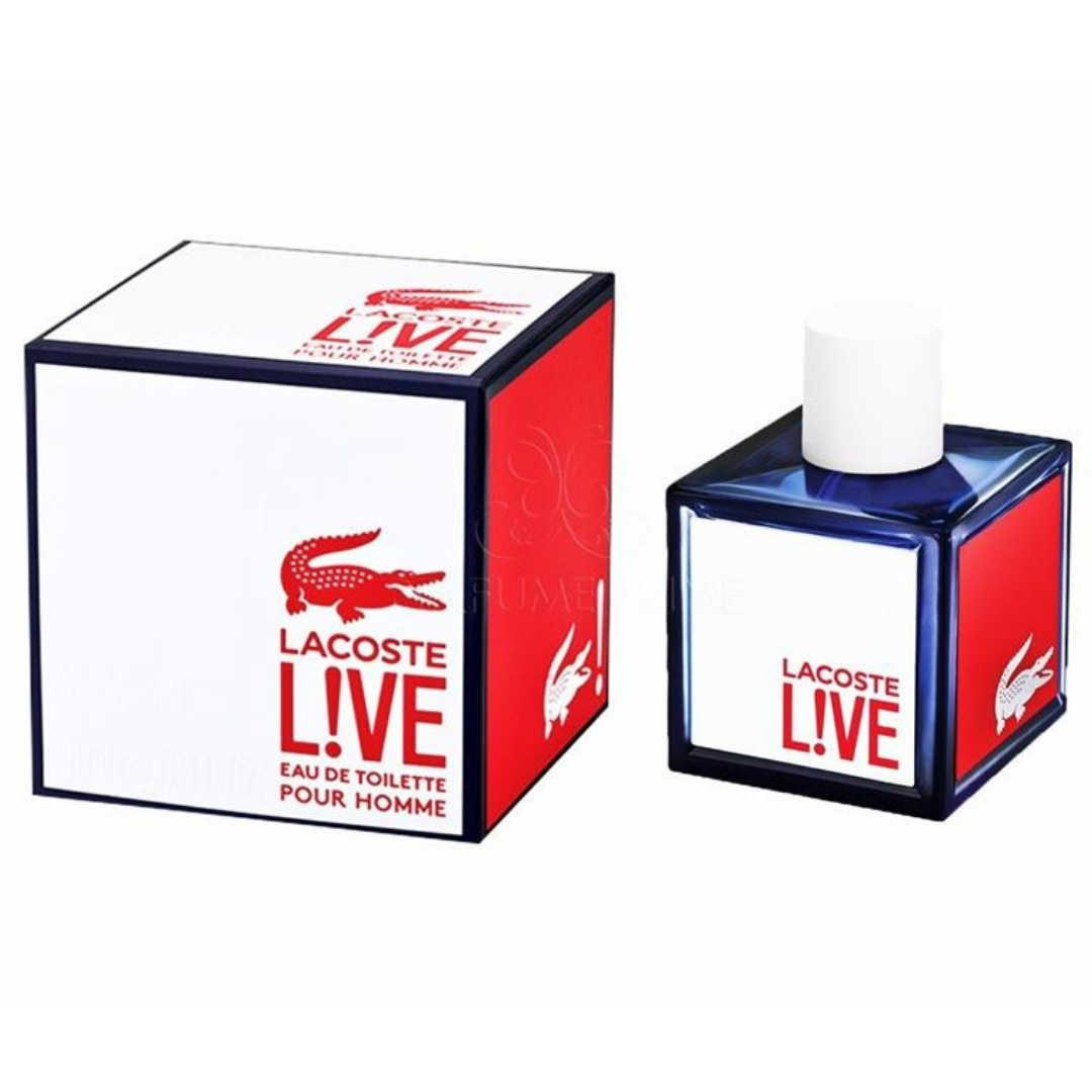 Lacoste Live Pour Homme For men Eau De Toilette 100ML