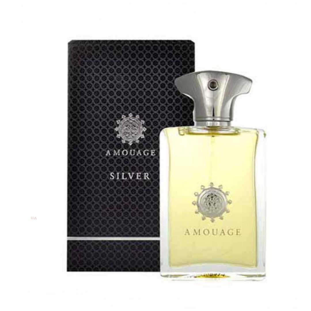 Amouage Silver For Men Eau De Parfum