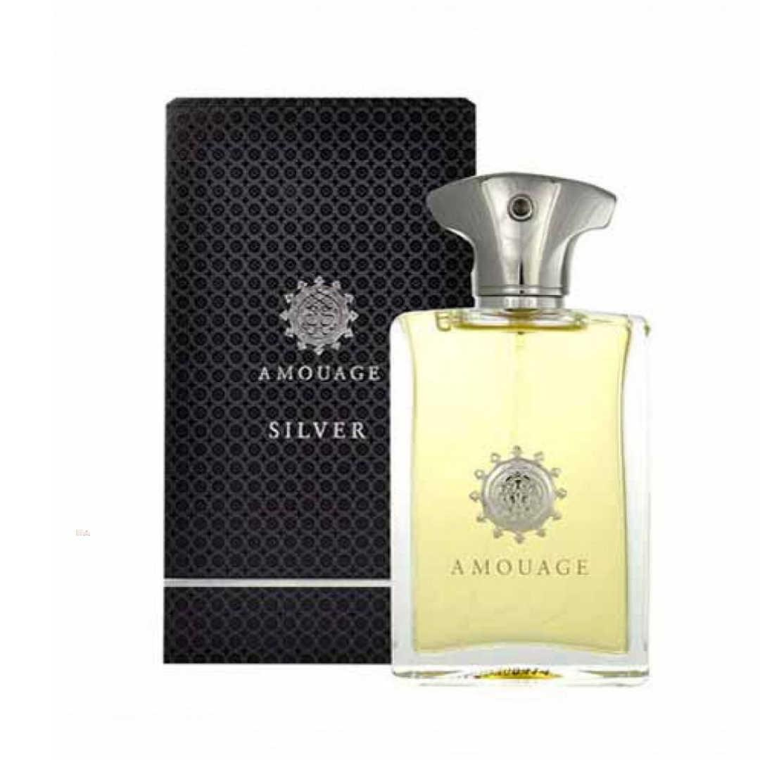 Amouage Silver For Men Eau De Parfum