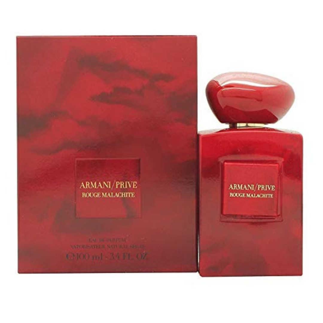 Armani Prive Rouge Malachite For Unisex Eau De Parfum 100ML