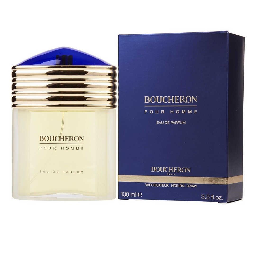 Boucheron Pour homme For Men Eau De Parfum 100ML