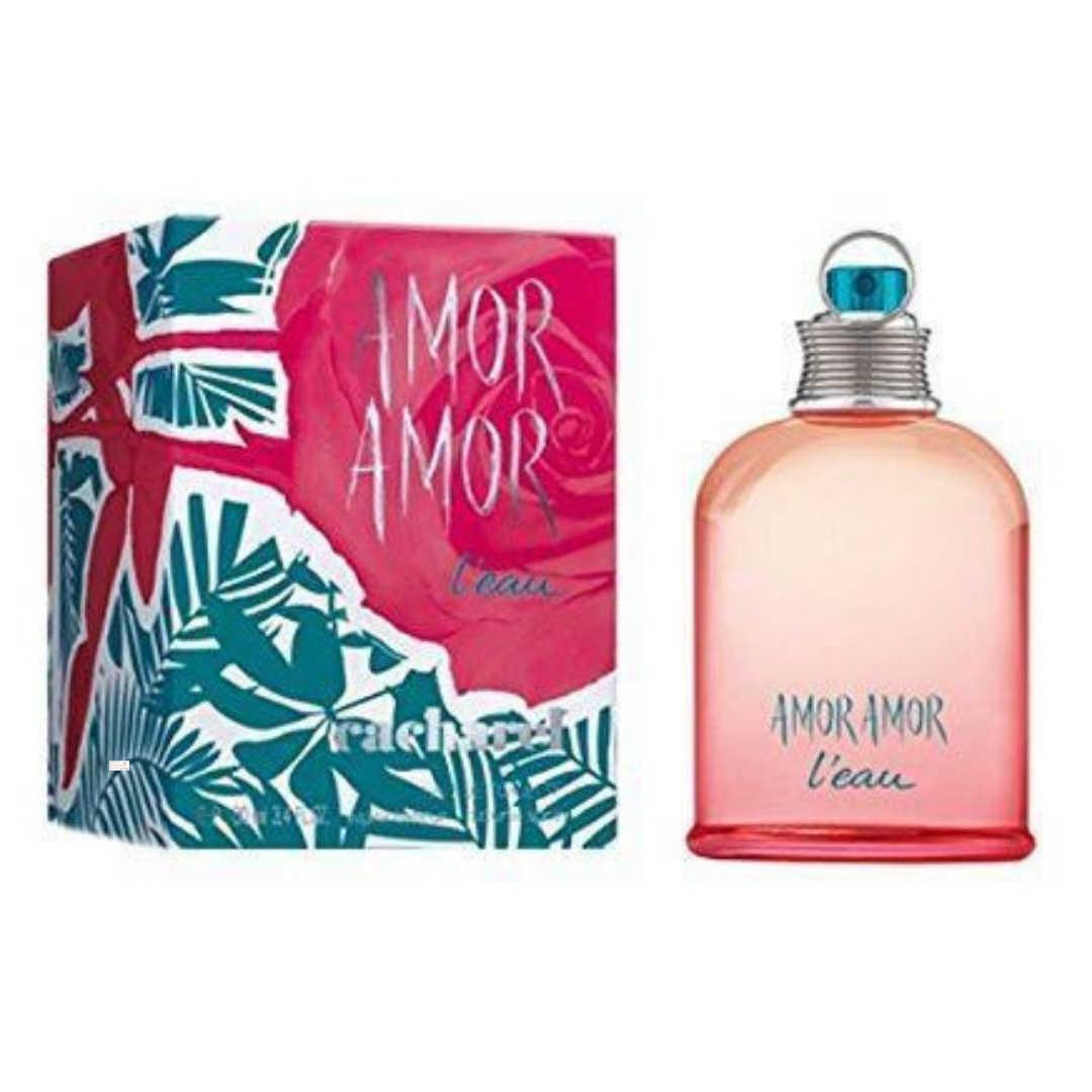 Cacharel Amor Amor For Women Eau De Toilette