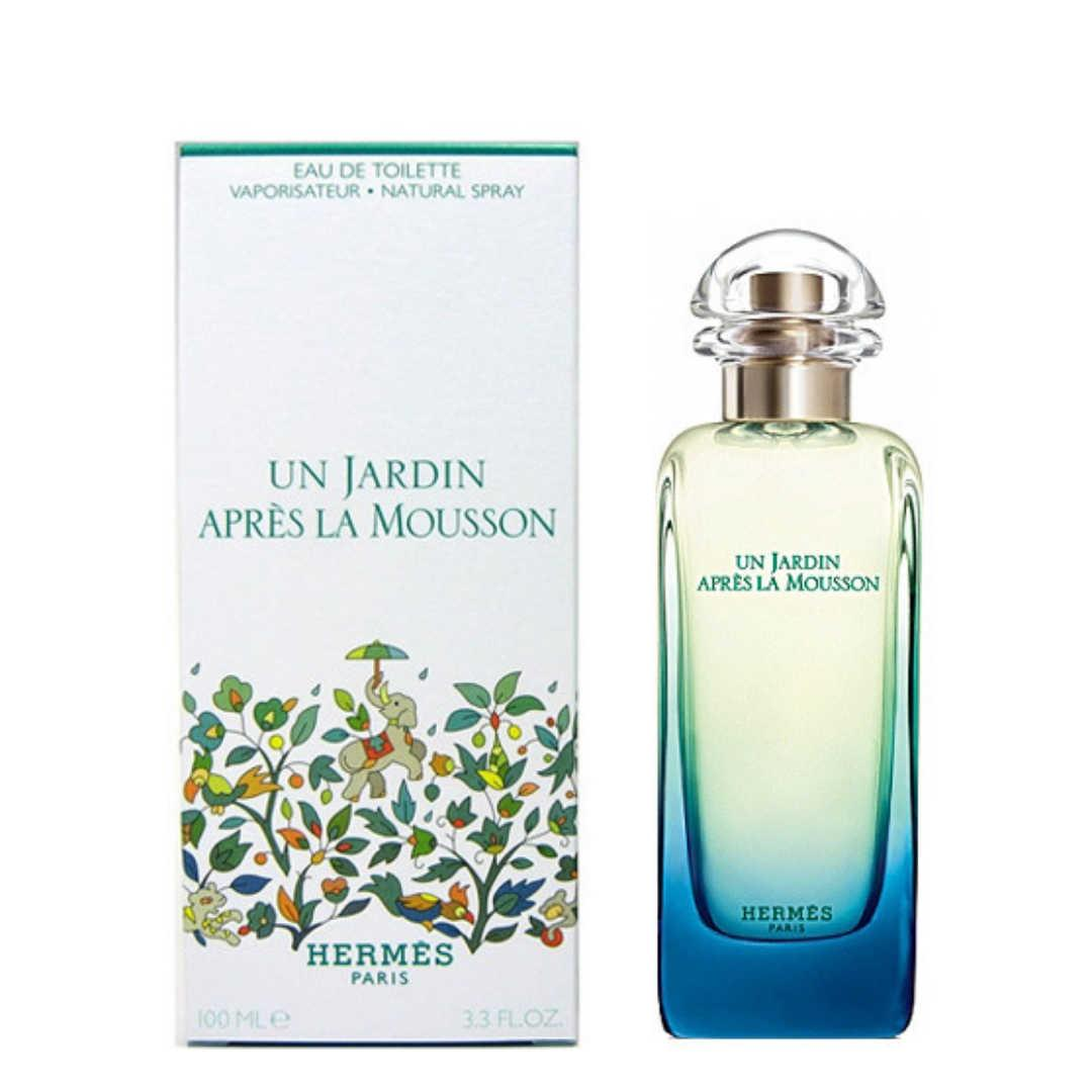 Hermes Un Jardin Apres La Mousson For Women Eau De Toilette