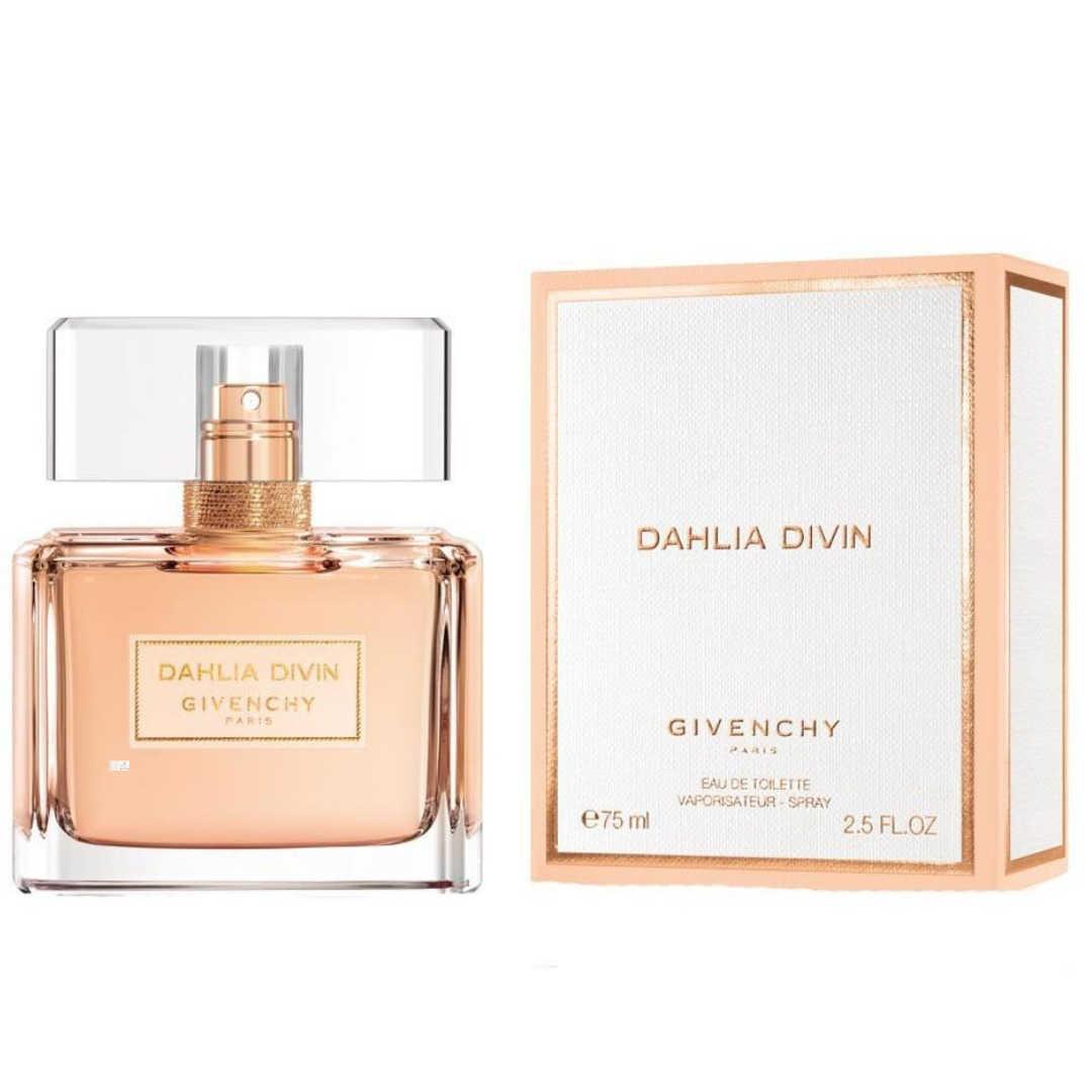 Givenchy Dahlia Divin For Women Eau De Toilette