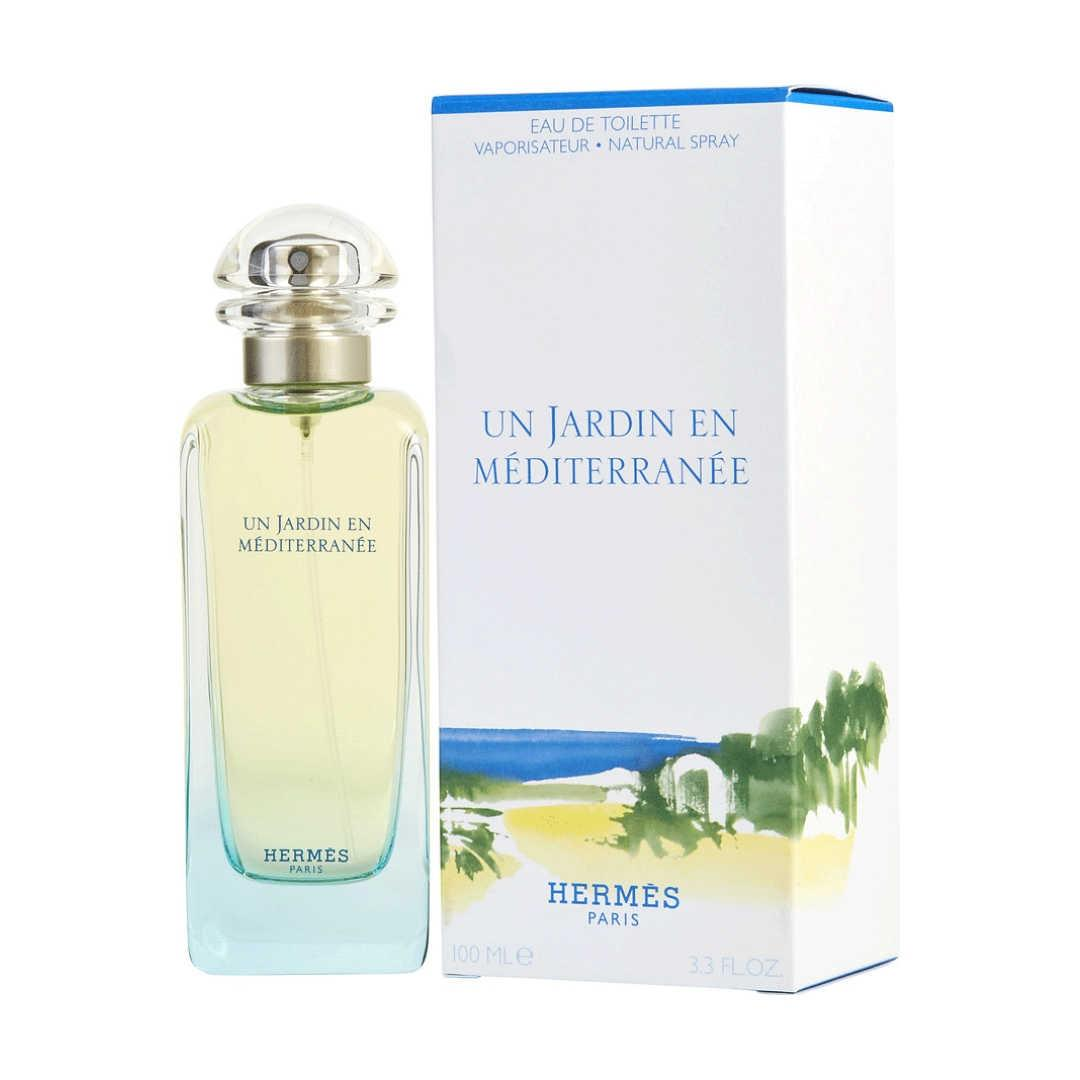 Hermes Un Jardin En Mediterranee For Women Eau De Toilette 100ML