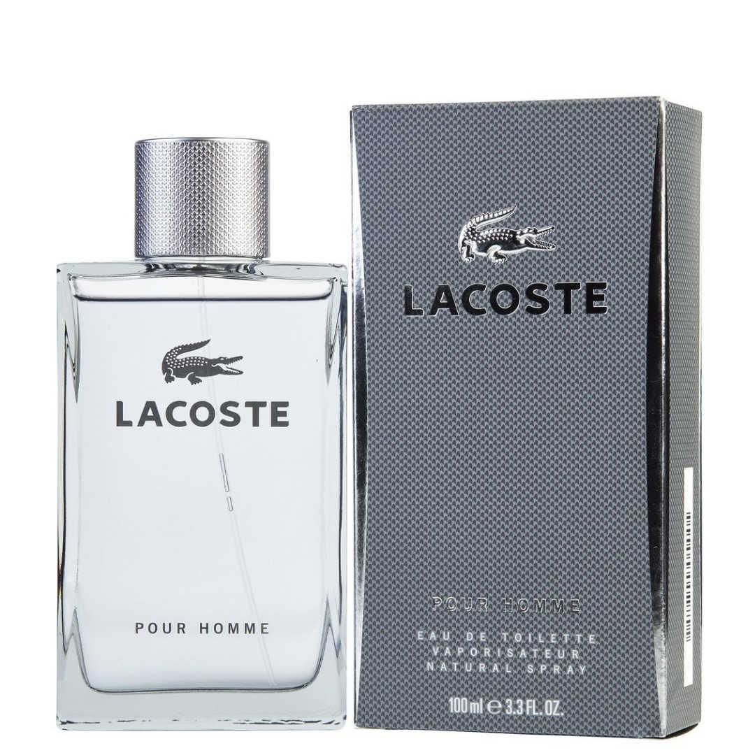 Lacoste Pour Homme For Men Eau De Toilette