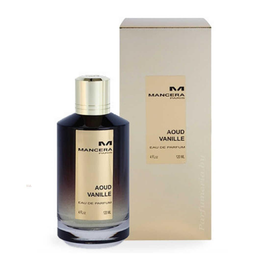 Mancera Aoud Vanille For Unisex Eau De Parfum 120ML