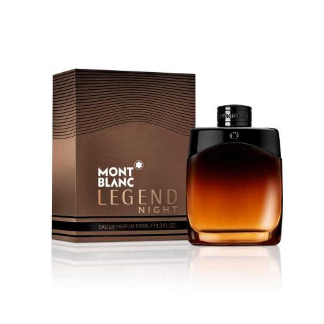 Mont Blanc Legend Night For Men Eau De Parfum