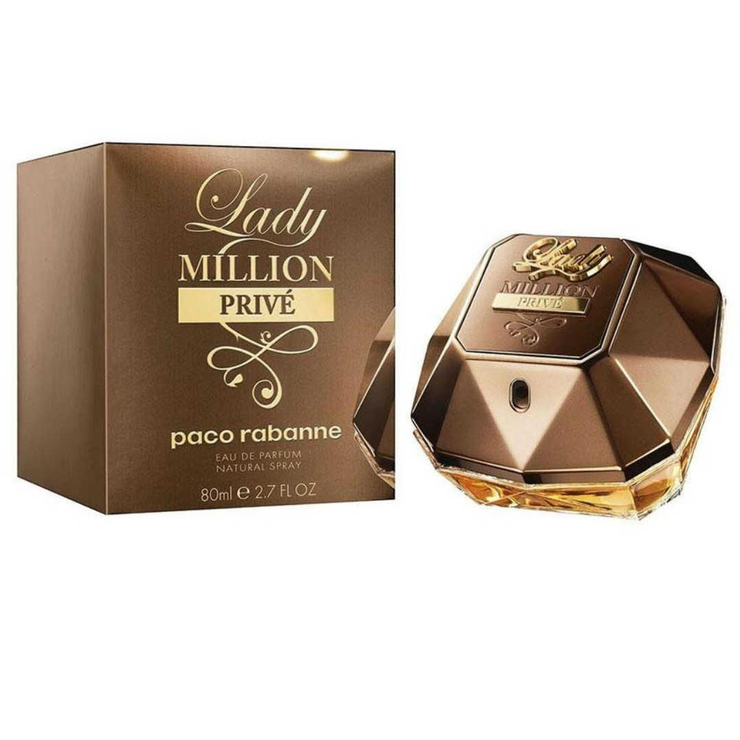 Paco Rabanne Lady Million Prive For Women Eau De Parfum 80ML
