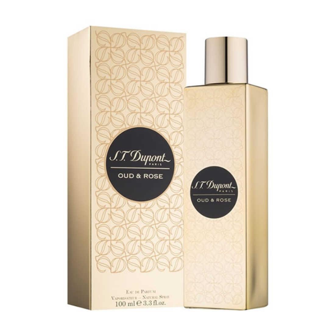 St Dupont Oud et Rose For Women Eau De Parfum 100ML