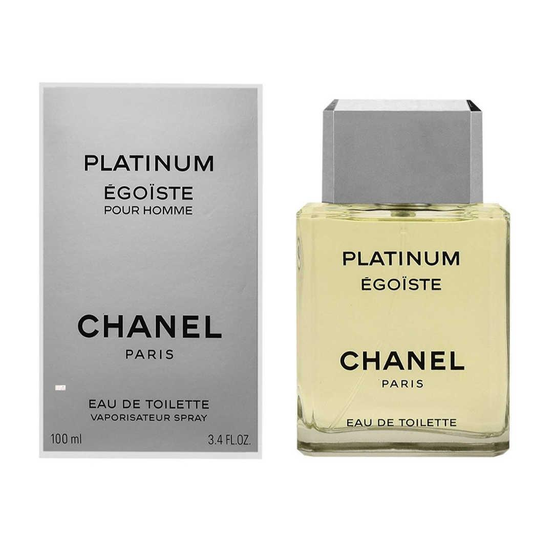 Chanel Platinum Egoiste For Men Eau De Toilette 100ML