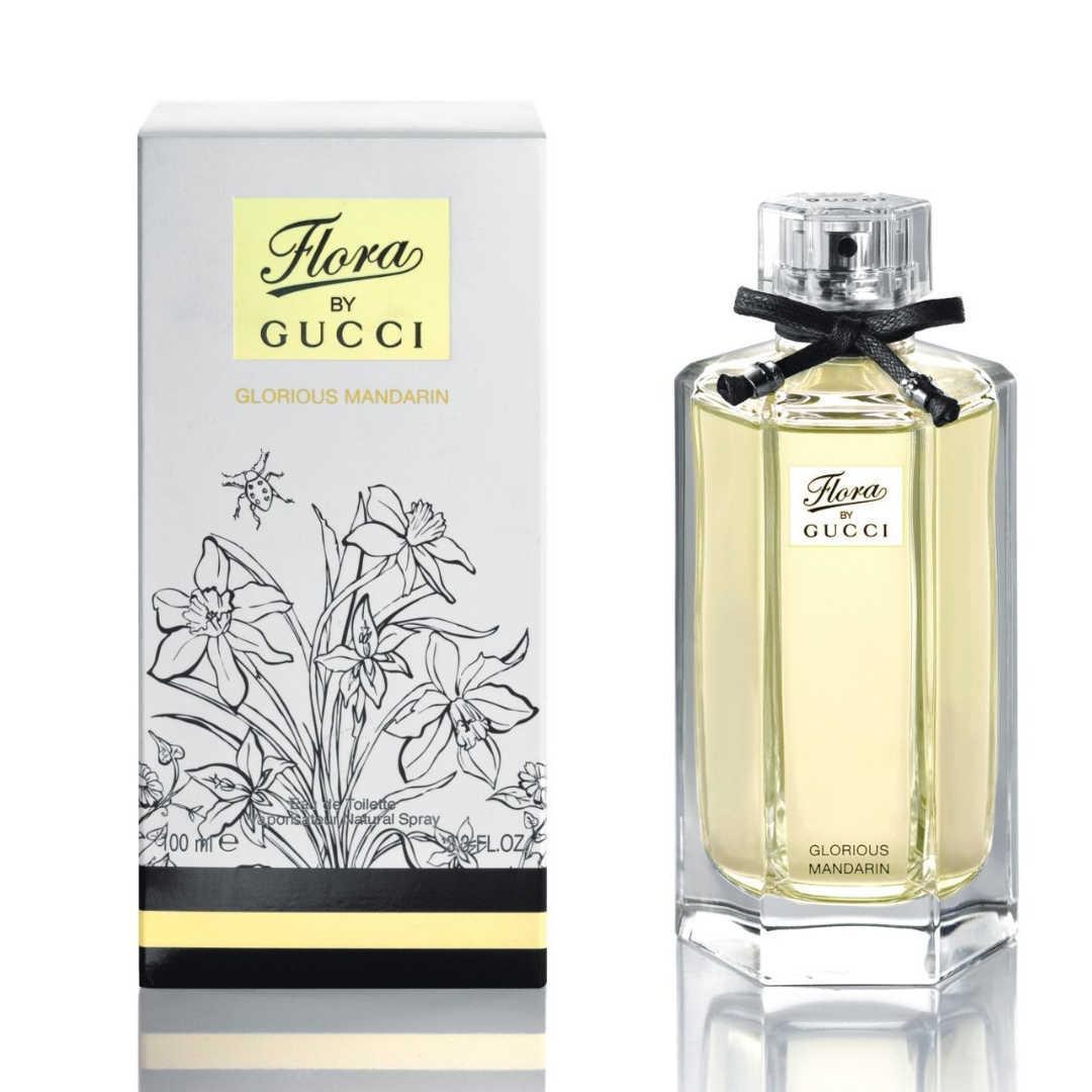 Gucci Flora by Gucci Glorious Mandarin For Women Eau De Toilette