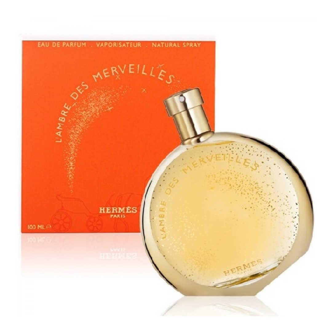 Hermes L`Ambre Des Merveilles For Women Eau De Parfum