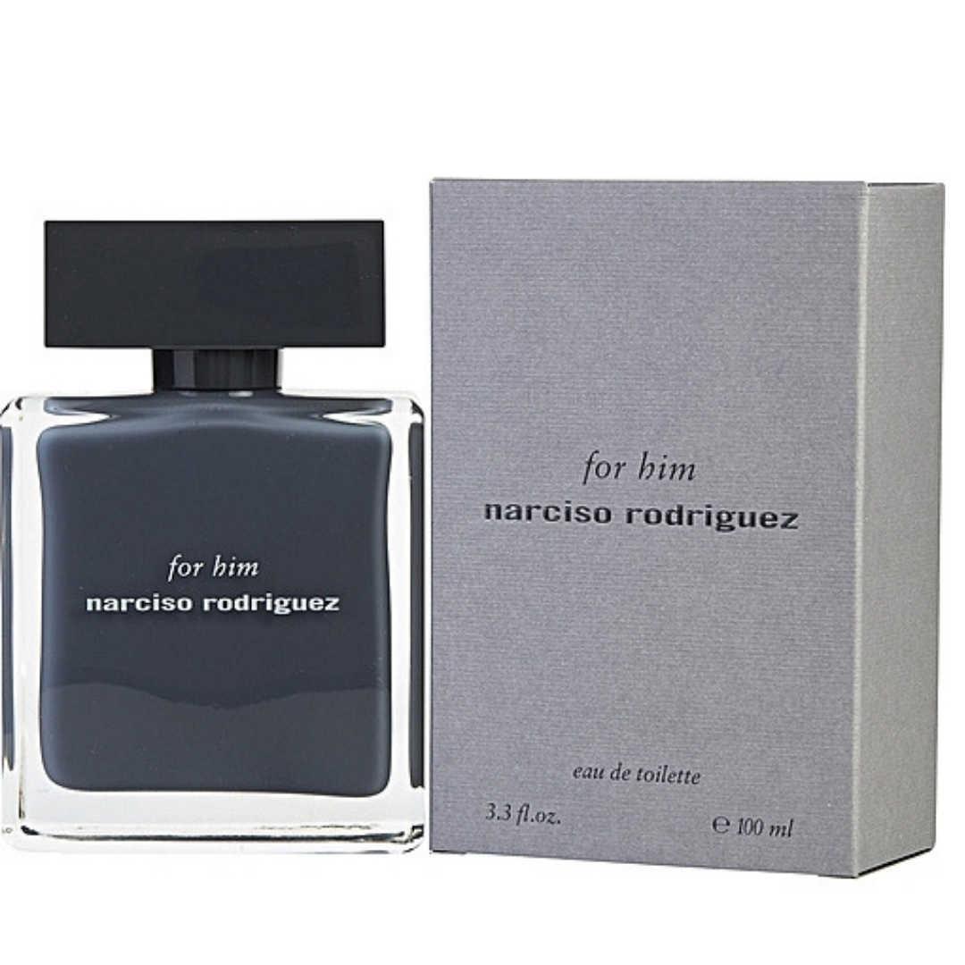 Narciso Rodriguez Him For Men Eau De Toilette 100ML