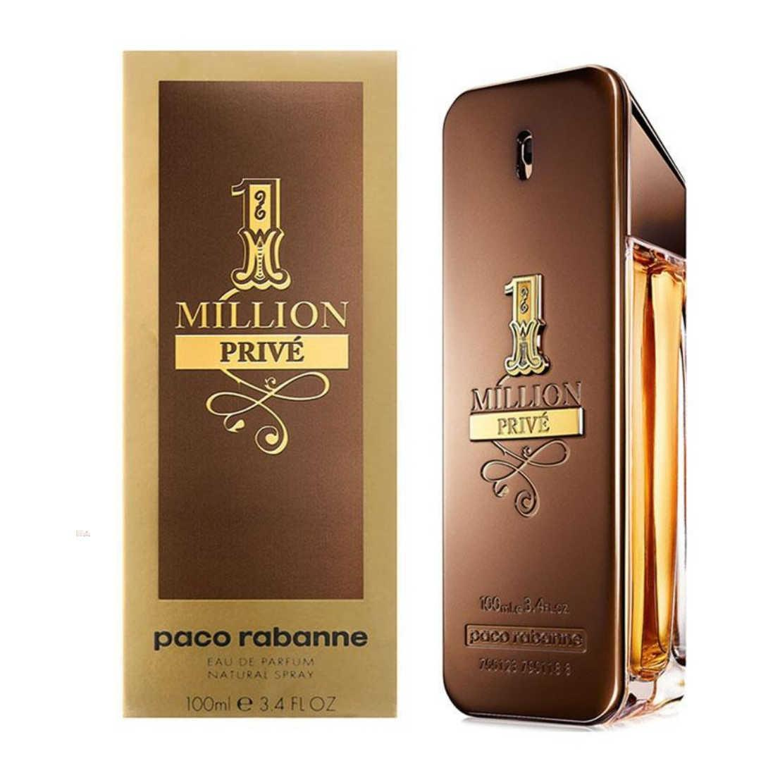 Paco Rabanne 1 Million Prive For Men Eau De Parfum
