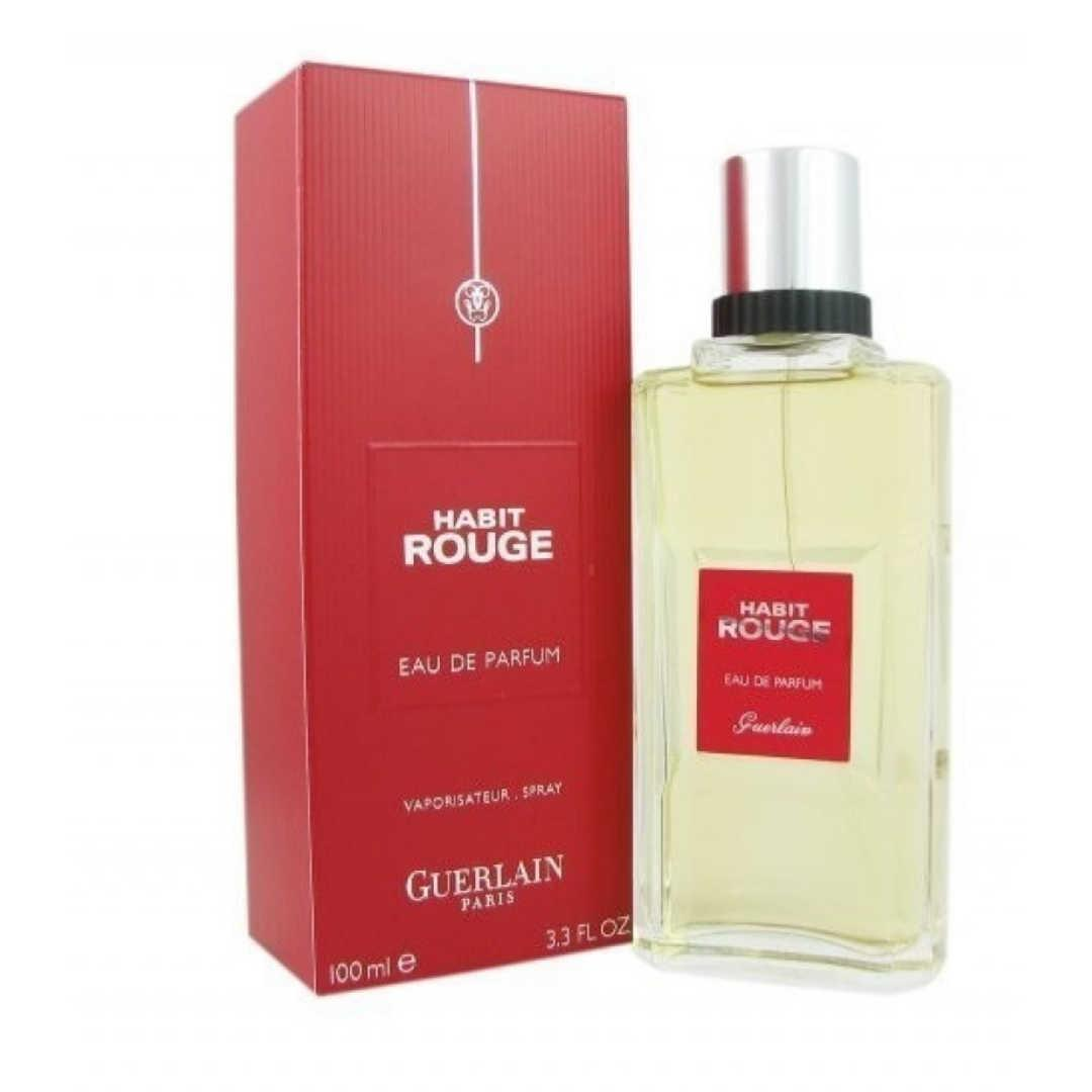 Guerlain Habit Rouge For Men Eau De Parfum 100ML