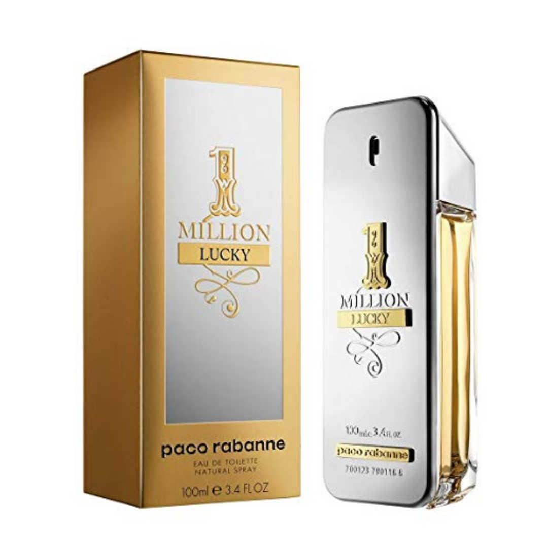 Paco Rabanne 1 Million Lucky For Men Eau De Toilette