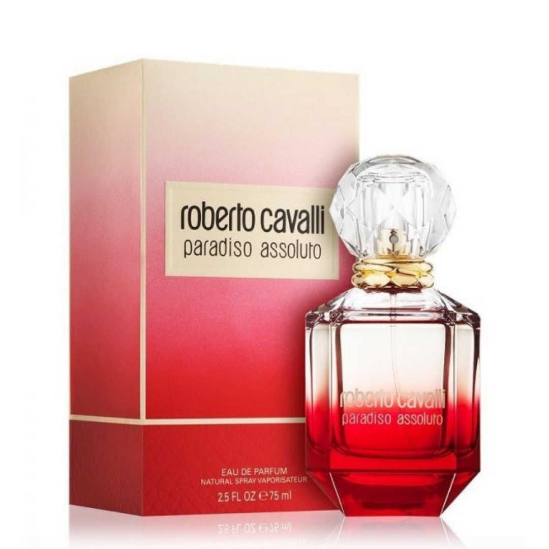 ROBERTO CAVALLI Paradiso Assoluto For Women Eau De Parfum 75ML
