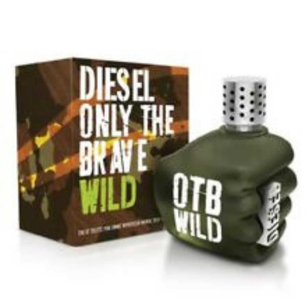 Diesel Only The Brave Wild For Men Eau De Toilette