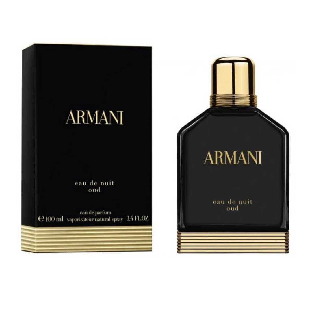 Armani Eau De Nuit Oud For Men Eau De Parfum