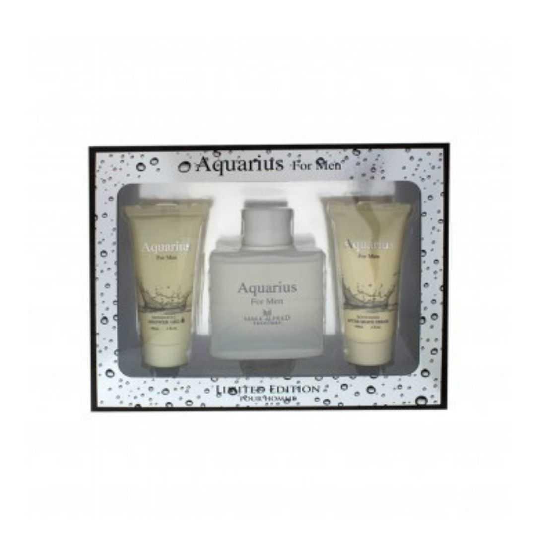 Mark Alfred Aquarius L/e for Men Eau de Parfum 80ML Set