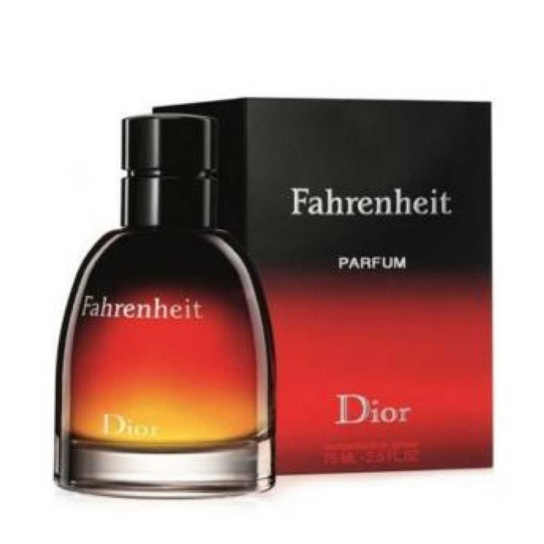 Dior Fahrenheit Parfum For Men 75ML