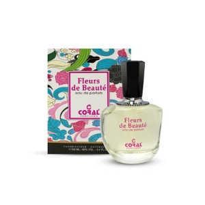Coral Fleurs de Beaute For Unisex Eau De Parfum 100ML