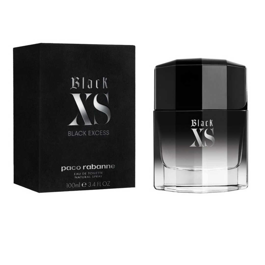 Paco Rabanne Black Xs Black Excess For Men Eau De Toilette 100ML