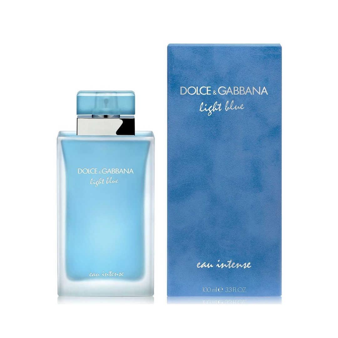 Dolce&Gabbana Light Blue Eau Intense For Women Eau De Parfum