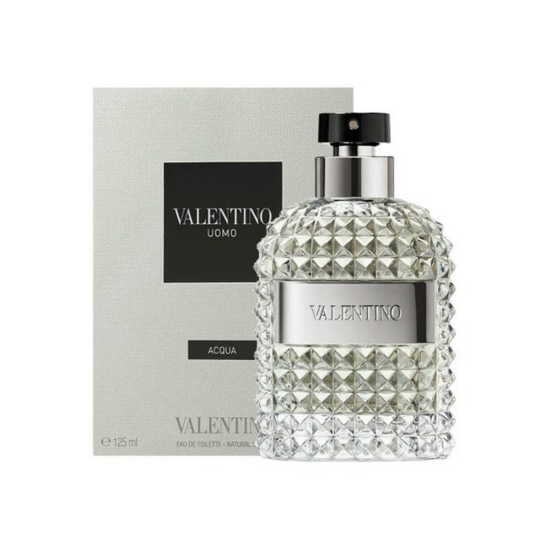 Valentino Uomo Aqua For Men Eau De Toilette 125ML